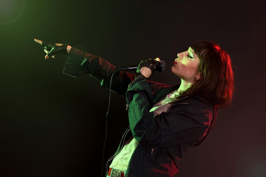 Singer Singing